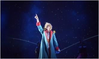 El musical «El Petit Príncep», al Kursaal en tres funcions