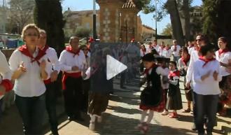 «Som caramelles, som el futur d'una tradició!», canten a Viladecavalls