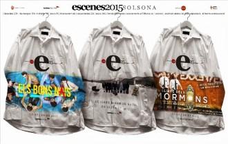 El Cicle Escenes 2015 salta al Teatre Comarcal