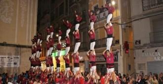 Creen la Festa Major dels Castellers de Lleida, amb Borinots i Xiquets