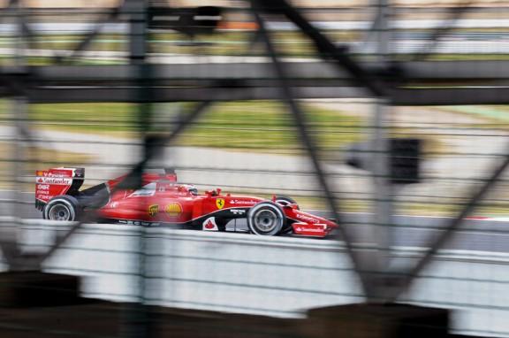Formula One Test Days a Montmeló