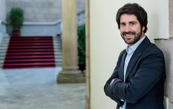 Roger Montañola: «Hem de fer el que calgui perquè CiU no se separi»