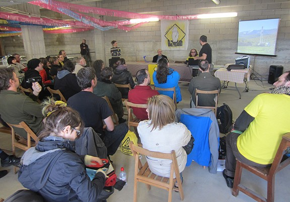 Vés a: Front comú europeu en la lluita contra el fracking