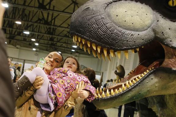 Dinosaures XXL a Terrassa