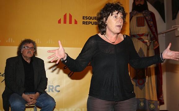 Teresa Jordà vol tornar a l'alcaldia per «recuperar l'orgull de ser de Ripoll»