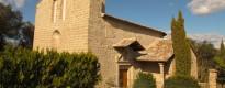 Montclar inaugura les obres de restauració de l'església parroquial
