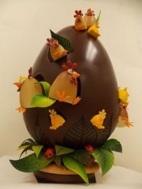 Cacau, memòria, xocolata i Mones de Pasqua.