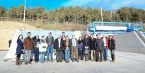 Vés a: Experts internacionals en tractament de bioresidus visiten la planta de Clariana