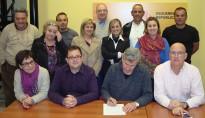 ERC-Tortosa signa el compromís per la independència de l'ANC i l'AMI