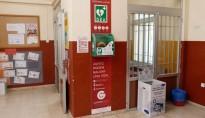 Riba-roja d'Ebre instal·la desfibril·ladors al poliesportiu i a l'escola