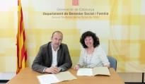 Benestar Social i Família destina enguany 5,7 milions a serveis socials bàsics a les TE