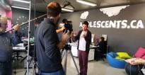 La versió televisiva d'«Adolescents.cat» s'estrena a Televisió de Girona