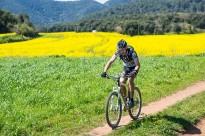 Pau Zamora, el més ràpid a la primera Girona MTB Challenge amb 1.000 participants
