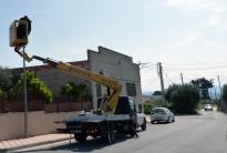 Riba-roja d'Ebre substituïx 590 llums per estalviar-se un 75 % de factura elèctrica