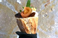 Ruscalleda ja oferix la 'mini-clotxa' al seu restaurant
