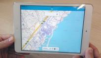 L'Ametlla de Mar presenta una app per a emergències en zones allunyades de nuclis urbans