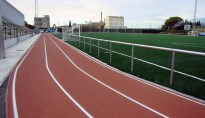 La pista d'atletisme de Tortosa estrena l'homologació per acollir competicions federades