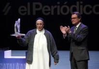 Vés a: Sor Lucía Caram, premi Català de l'Any 2014