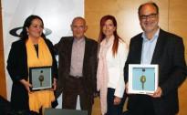El departament d'Agricultura i l'alcalde d'Alcanar reben els premis Micro Tancat i Obert