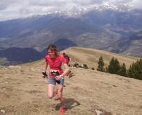 Guillem Vilalta i Laura Orgué guanyen la vertical de la Vall de Ribes XS