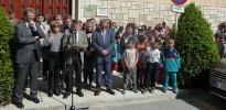 La comunitat educativa ebrenca se suma al dol pel professor mort a Barcelona