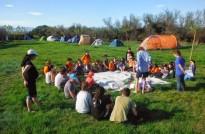 L'Esplai Guai! de Palou celebra 35 anys d'activitat