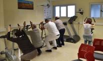 La unitat de rehabilitació cardíaca del Verge de la Cinta s'amplia a pacients amb síndromes coronaris aguts