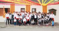 400 persones assisteixen a l'XI Trobada de Caramellaires del Solsonès
