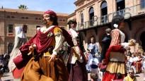 Les colles de cultura popular de Nou Barris es reivindiquen