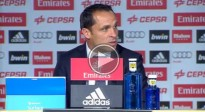 Vés a: Sergi Barjuan, en un «compromís» per respondre en català al Bernabéu