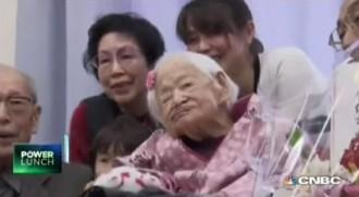Vés a: La dona més vella del món mor als 117 anys