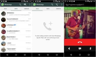 Més enllà de les trucades de WhatsApp: com canvia la interfície?