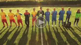«La independència, en joc», l'especial futbolístic de «Polònia» sobre el procés