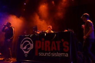 Zarigüeya i Pirat's Sound Sistema, caps de cartell de Vè Cap de setmana jove