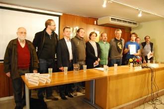 Vés a: El Pacte Social de l'Aigua rep l'aval de les forces catalanes d'esquerra
