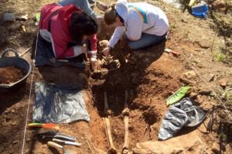Vés a: Troben a l'Alt Penedès restes d'ossos de tres persones corresponents a la Guerra Civil