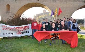 Un Abril Roig per «tensionar» el carrer i els centres de treball