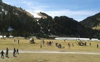 Mor un excursionista al Puigmal