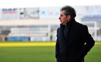 Natxo González: «L'objectiu és pujar i lluitarem a mort per aconseguir-ho»