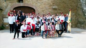Caramelles al municipi de Pinell de Solsonès