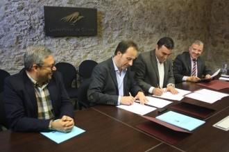 La UdG i universitats colombianes col·laboraran en investigació i docència