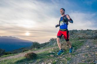 Dani Aguirre estrena el palmarès de l'Ultra Montseny