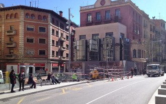 Vic millora els accessos dels vianants a l'Eixample Morató