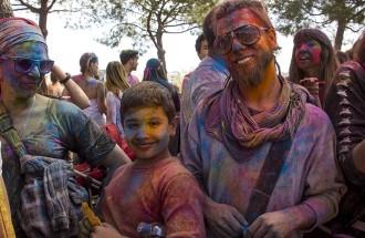 Alcanar acollirà el primer festival Holi de les Terres de l'Ebre