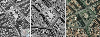Com ha canviat el teu municipi des de l'any 1945?