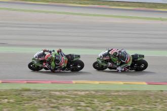 Mundial de Superbikes a MotorLand