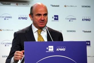 Vés a: Luis de Guindos serà el nou vicepresident del BCE