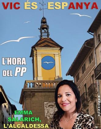 Vic és Espanya, ara és l'hora del PP