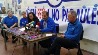 La PDE reclamarà a l'assemblea de dissabte «fets i no paraules»per dixar blindat el riu uns anys més