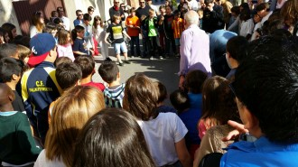 El primer concurs de Baldufes fa vibrar Santa Maria de Palautordera